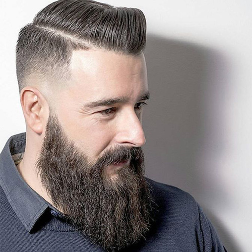 Cele Mai Cool Stiluri De Barbă în 2018 Frizerie Autenticathe Barber