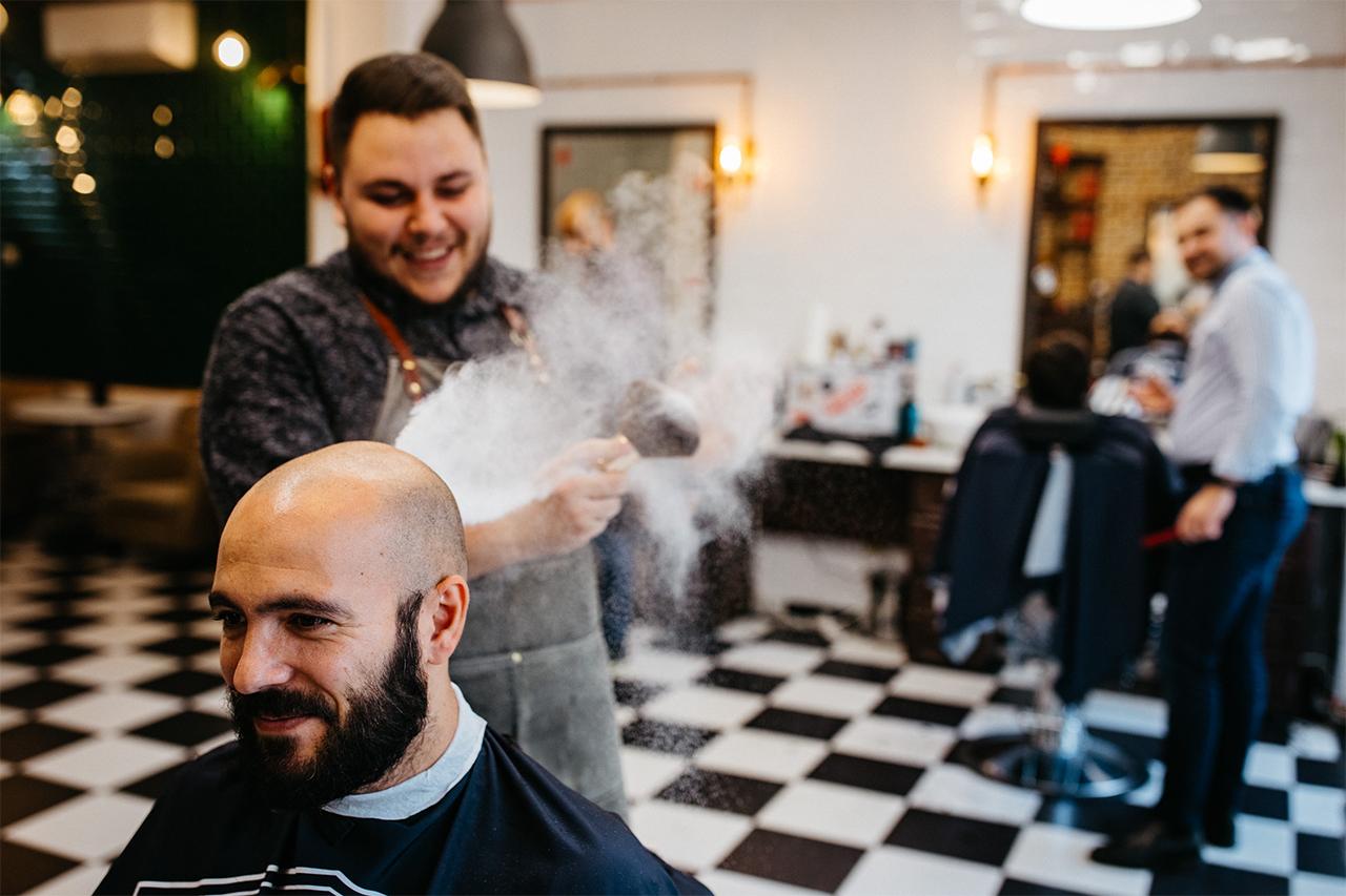 barbershop bucuresti barber