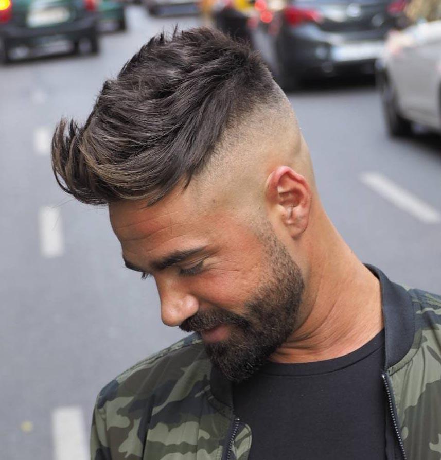 tunsori-bărbătești-în-2019-haircut-the-barber-fade