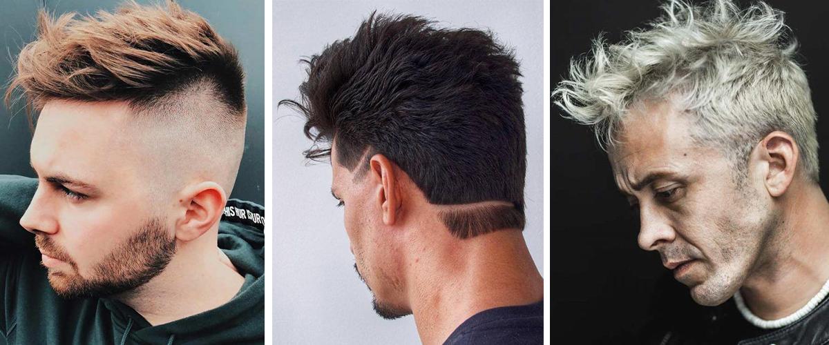 frizuri pentru barbati