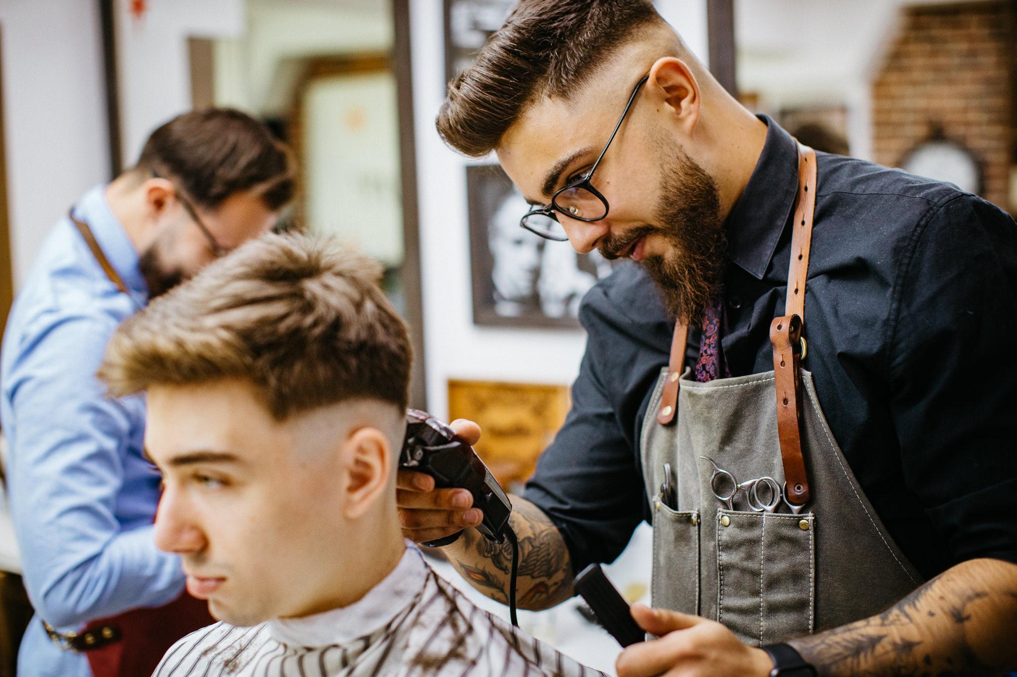 barbershop bucuresti